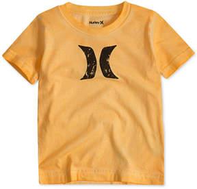 Hurley Little Boys Graphic-Print Cotton T-Shirt