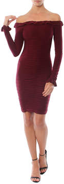 Donna Mizani Collette Mini Dress