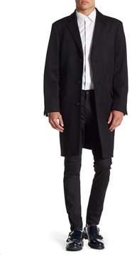 Hart Schaffner Marx Shelby Longline Overcoat