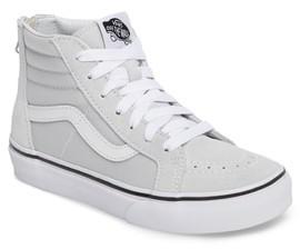 Vans Boy's Sk8-Hi Zip Sneaker