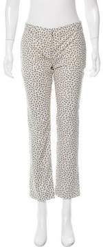 Aspesi Printed Mid-Rise Pants w/ Tags
