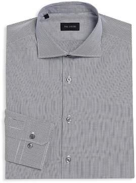 Pal Zileri Men's Regular-Fit Bead Striped Shirt