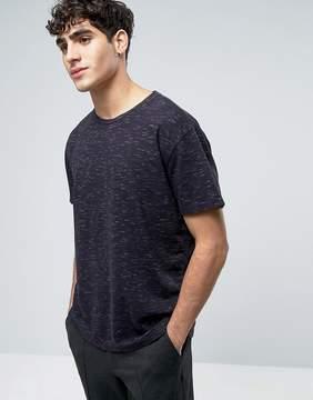 Dr. Denim Russ T-Shirt Black Mix