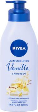Nivea Oil Infused Lotion Vanilla & Almond Oil