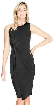 GUESS Lana Twist Front Dress
