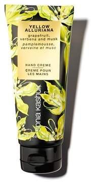 Sonia Kashuk Yellow Alluriana Hand Crème