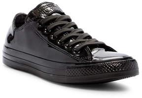 Converse Chuck Taylor(R) All Star(R) Metallic Water Repellent Low Top Sneaker (Women)