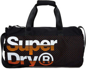 Superdry Nue Wave Lineman Barrel Bag
