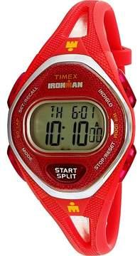 Timex Women's TW5M10700 Pink Polyurethane Quartz Sport Watch