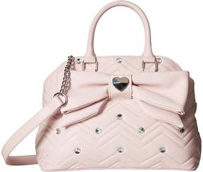 Betsey Johnson Large Satchel Satchel Handbags
