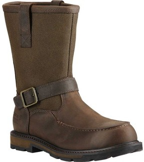 Ariat Groundbreaker Moc Soft Toe H2O Work Boot (Men's)