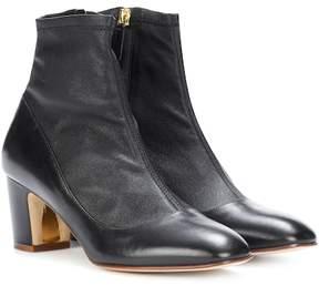 Rupert Sanderson Fernie leather ankle boots