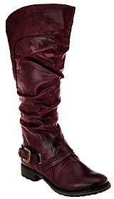 Bare Traps BareTraps Tall Shaft Boots w/Ruching & Gore Detail - Sheridan