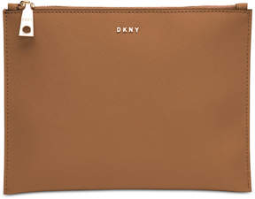 DKNY Mott Saffiano Pouch, Created for Macy's