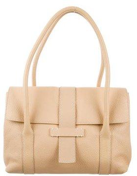 Loro Piana Leather Dandy Bag
