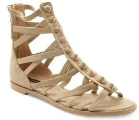 Kensie Macklin Flat Sandals
