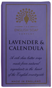 Smallflower Lavender and Calendula Soap by The English Soap Company (200g Soap)
