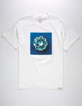 Diamond Supply Co. Diamant Bleu Mens T-Shirt