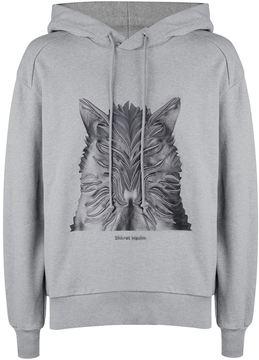 Juun.J Embroidered Hoodie