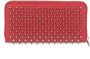 Christian Louboutin Begonia Leather Wallet