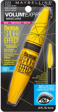 Maybelline Volum' Express The Colossal Spider Effect Mascara Waterproof