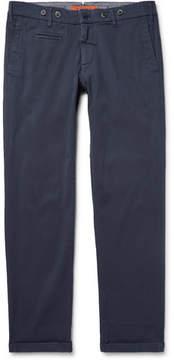 Barena Slim-Fit Stretch-Cotton Twill Chinos
