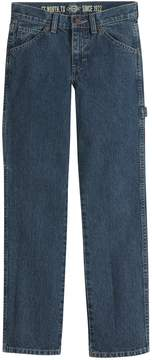 Dickies Boys 8-20 Relaxed-Fit Straight-Leg Carpenter Jeans