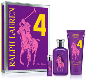 Ralph Lauren Big Pony Big Pony Rl Purple Gift Set