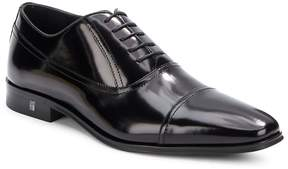 Versace Men's Lace-Up Leather Dress Shoes