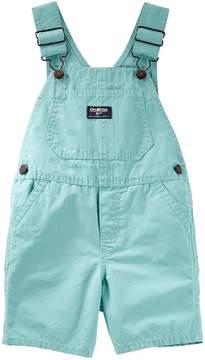 Osh Kosh Oshkosh Bgosh Baby Boy Turquoise Shortalls