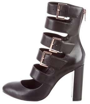 Ruthie Davis Keira Cage Ankle Boots w/ Tags