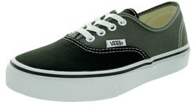 Vans Kids Authentic (2-tone) Skate Shoe.