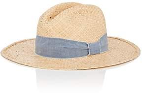 Barneys New York WOMEN'S SUMMIT RAFFIA HAT