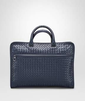 Bottega Veneta Prusse Intrecciato Calf Briefcase