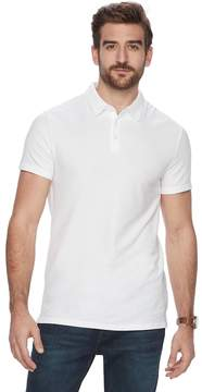 Marc Anthony Big & Tall Men's Luxury+ Solid Slim-Fit Modal Polo