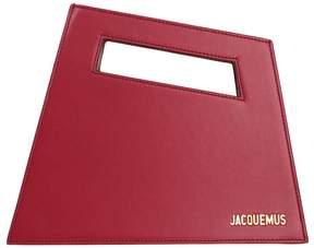 Jacquemus Leather Logo Bag