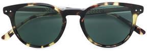 Bottega Veneta round framed sunglasses