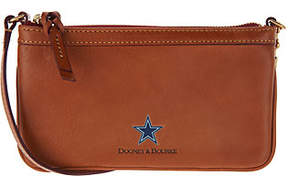 Dooney & Bourke Florentine Leather NFL LargeSlim Wallet - ONE COLOR - STYLE