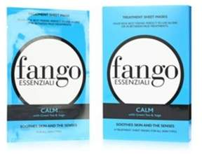 Borghese Fango Essenziali Fango Essenziali 4 Pack Sheet Mask Set, Calm.