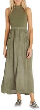 Billabong Women's Honey High Waist Maxi Skirt