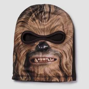 Star Wars Boys' Chewbacca Face Mask - Brown