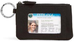 Vera Bradley Zip ID Case - CLASSIC BLACK - STYLE
