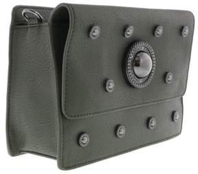 Versace EE1VQBBR6 E126 Green Crossbody Bag