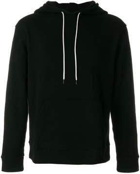 A.P.C. slim fit hoodie