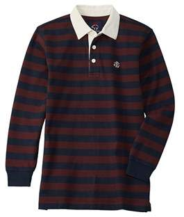 Brooks Brothers Fleece Boys' Polo Shirt.
