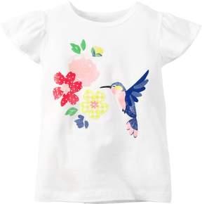 Carter's Toddler Girls Hummingbird T-Shirt