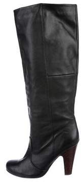 Dolce Vita Leather Knee-High Boots
