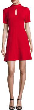 Donna Morgan Women's Keyhole Sheath Dress