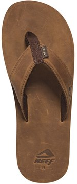Reef Boys' Grom Leather Smoothy Sandal (Toddler, Little Kid, Big Kid) 8167565