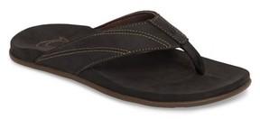 OluKai Men's Pikoi Flip Flop